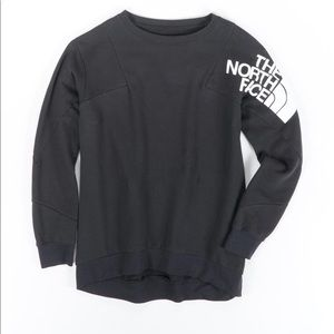 North Face women's shirt Large EUC